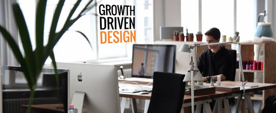 Los 4 tips esenciales de Growth Driven Design para tu sitio web