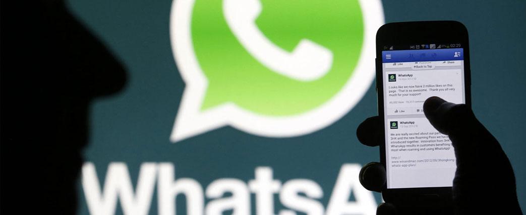 Ads de Facebook a WhatsApp