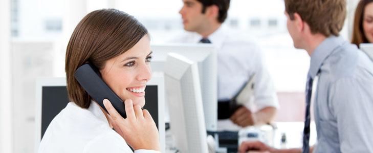 ¿Cuál es el mejor horario para hacer llamadas con los clientes?